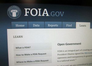 Go to FOIA.gov for information about the Freedom of Information Act