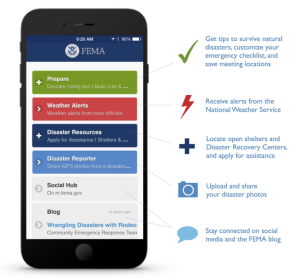 FEMA mobile app empowering users to follow weather alerts | Lead230