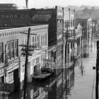 Imagery of 1939 flood on USACE Digital Library