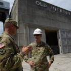 Guard conducts security exercise at Old Hickory Dam