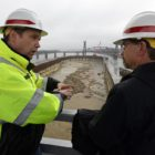 Lamont seeks greater understanding of aging infrastructure at Chickamauga Lock